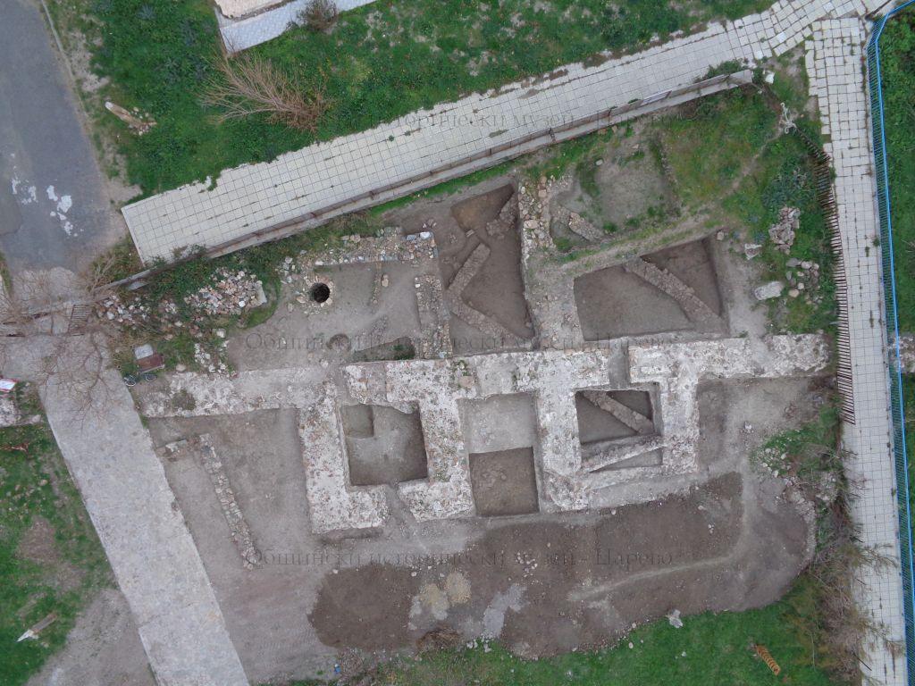 Започнаха  археологически  разкопки в гр. Ахтопол - голяма снимка